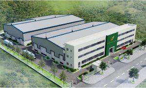 Bách Thảo Dược có sự đầu tư về cơ sở vật chất, nhà máy hiện đại