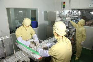 Nhà máy Công ty TNHH Tư vấn Y dược Quốc tế IMC