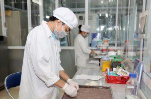 Nhà máy Công ty TNHH Thương mại Dược phẩm Bách Thảo Dược