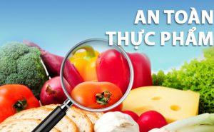 Kiểm nghiệm chất lượng an toàn thực phẩm rất quan trọng và cần thiết