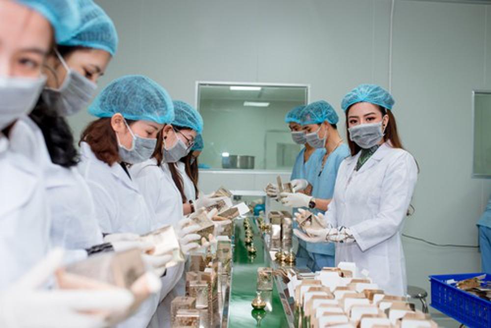 Top các nhà máy gia công thực phẩm chức năng TPHCM uy tín