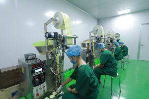 Cơ sở sản xuất thực phẩm chức năng với số lượng ít là gì?