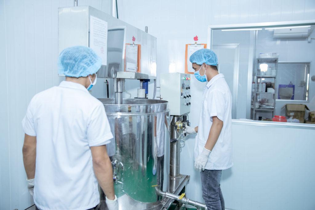 Tiêu chuẩn sản xuất mỹ phẩm theo quy định của Pháp luật